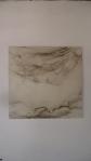 CAMILLA NASCIMENTO, Maré Alta, pó de ( e ) pedra sabão sobre tela, 115 x 115 cm, 2008, R$ 1.500