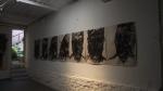 ANDRE ALBUQUERQUE S/ Título, 560x100 cm, acrílica s/ cartão, 2012, R$ 3500,00