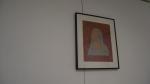 NELSON LEIRNER by fernando Ribeiro Monalisa, adesivo stickers, 74 x 85 cm,2007, Coleção Nelson Leirner R$ 39.650,00