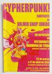 4- VALMIR KNOP JUNIOR, Cartaz, arte digital,  42 x 30 cm/ 40 x 30cm, 40 x 42cm.