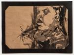 FERNANDO HORTA, ST, desenho,  35 x 52 cm