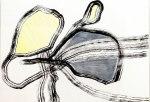 MONICA NITZ, ST, desenho, 29 x 41cm, 2007