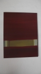 RAFAEL ABOUD  PIOVANI, Estudo de cor 4, óleo s/ tela, 80 x 60 cm, 2014, R$ 700,00